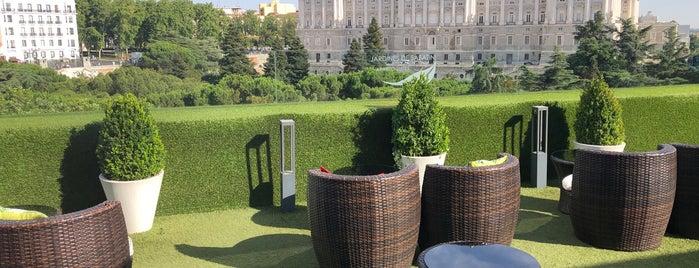 Terraza De Sabatini is one of Madrid 2019🇪🇸.