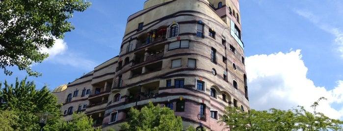 Hundertwasserhaus Waldspirale is one of 4sq365de (1/2).