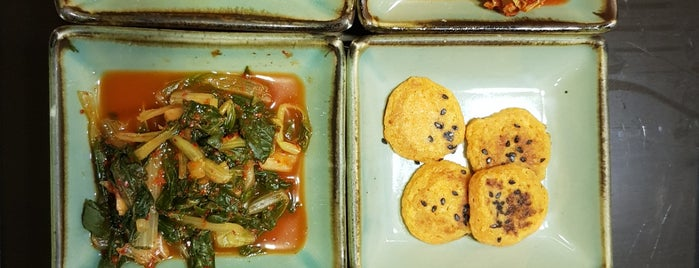 만나 Manna Korean Restaurant is one of to check list.