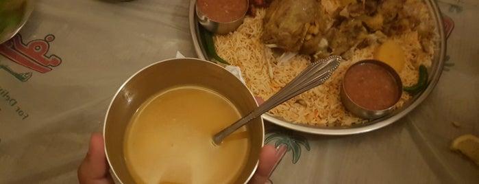 Al Reef Mandi مطعم مندي الريف is one of Posti che sono piaciuti a Talal.