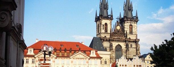Staré Město is one of Long weekend in Prague.