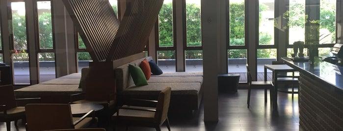 Deevana Plaza Hotel Krabi-Aonang is one of Locais curtidos por Alika.
