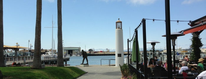 Jack London Square is one of Favorites in USA.