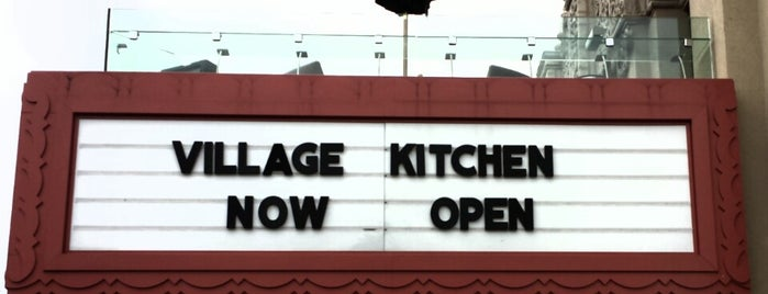 Village Kitchen is one of Places I want to try in Dallas.