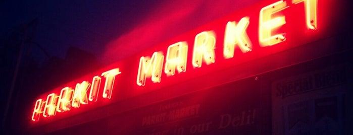 Parkit Market is one of Lugares favoritos de Albert.