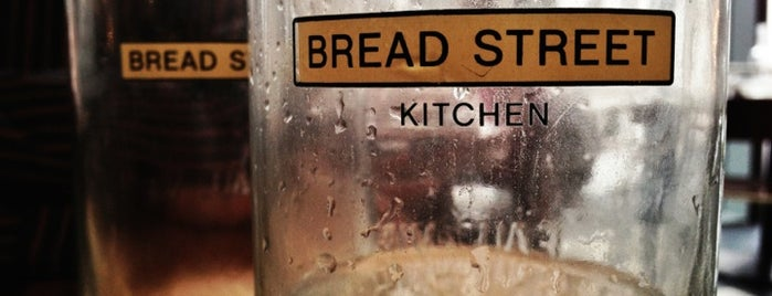 Bread Street Kitchen is one of England (insert something witty here).