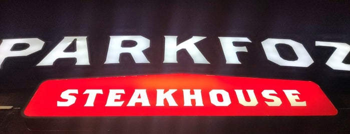 ParkFoz Steakhouse is one of Foz.