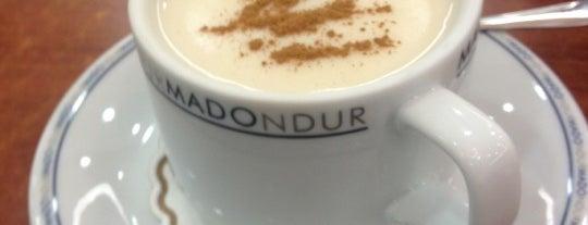Mado is one of Lieux qui ont plu à Mesut.