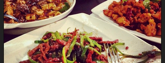 Han Dynasty is one of New York Favorites.
