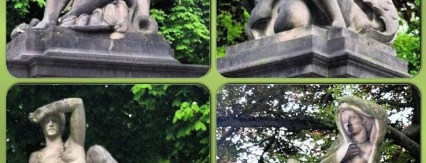 Allégorie des 4 saisons / Allegorie van de 4 Seizoenen is one of Nice spots around Schuman.