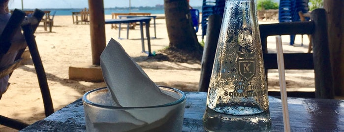Mbalamwezi Beach Club is one of Favorite Food.