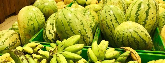 Zucchini is one of Nairobi.