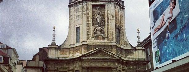 Église Notre-Dame du Finistère / Onze-Lieve-Vrouw van Finisterraekerk is one of Posti che sono piaciuti a Carl.