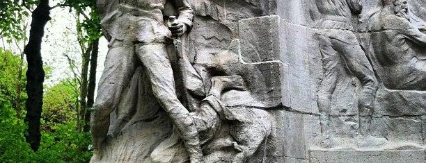 Monument du Congo / Congomonument is one of Nice spots around Schuman.
