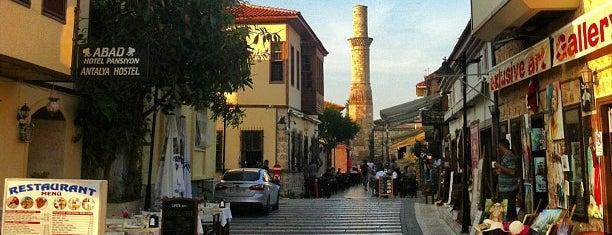 Kesik Minare is one of Sights of Antalya /Достопримечательности Анталии.