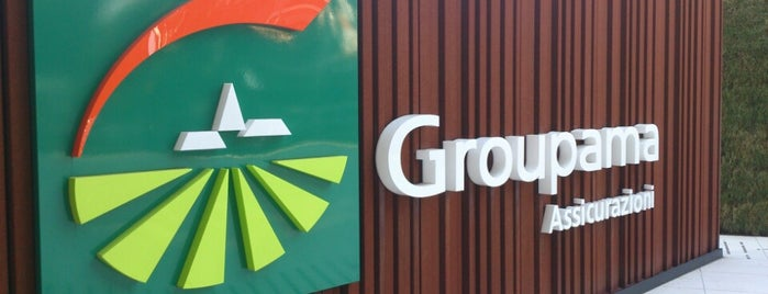Groupama is one of Work.