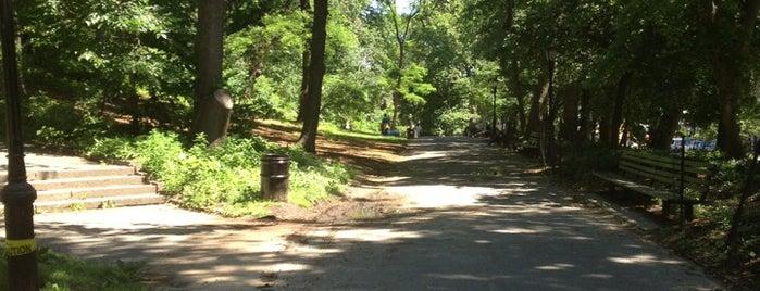 Fort Tryon Park is one of Lugares donde estuve en el exterior.
