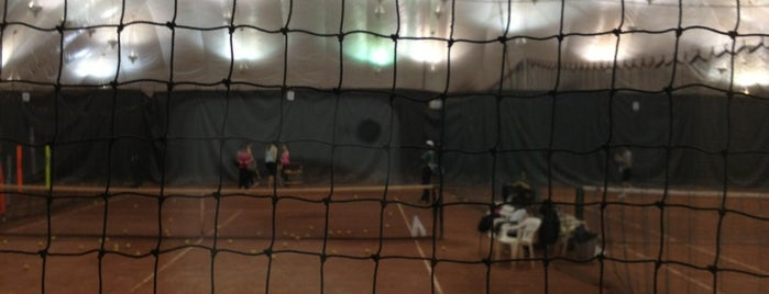 Sutton East Tennis Club is one of Orte, die Amish gefallen.
