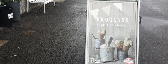 Sänkdalens Gård is one of Helado.