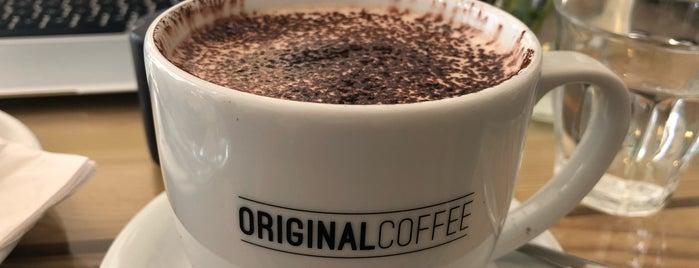 Original Coffee is one of Locais curtidos por Irene.