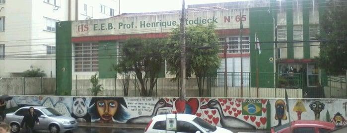 E. B. Henrique Stodieck is one of Lugares que já dei checkin.