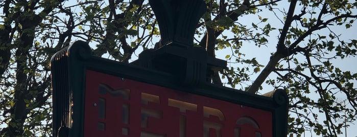 Métro Bérault [1] is one of Vincennes: in laws hometown ♥.
