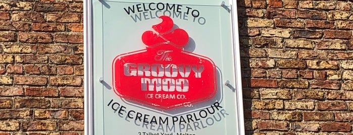 Groovy Moo Ice Cream Co. is one of seen onscreen part 2.