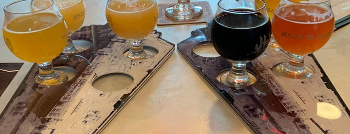 J Wakefield Brewing is one of Miami.