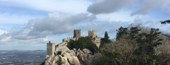 Castelo dos Mouros is one of Portugal.