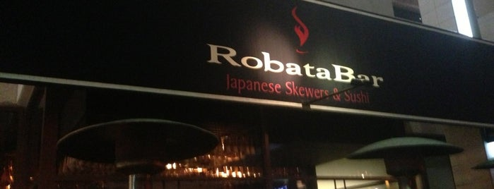 Robata Bar is one of LA Restaurants To Try.