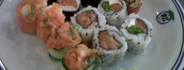 Takê Sushi House is one of To	Do - Campinas.
