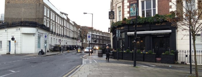 Pakenham Arms is one of London.