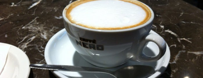 Caffè Nero is one of London, UK.