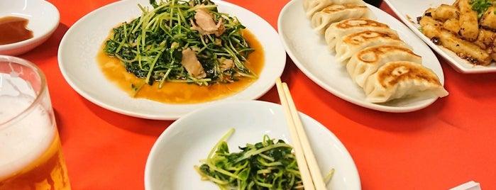 上海飯店 is one of Katsu 님이 좋아한 장소.
