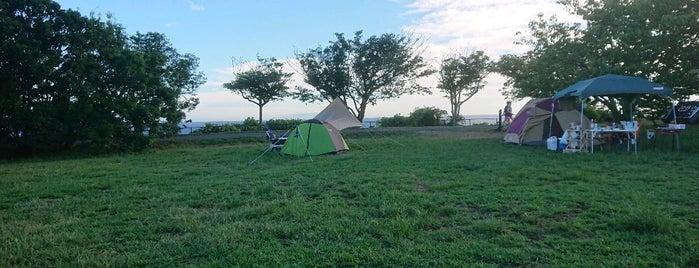 ソレイユの丘 オートキャンプ場 is one of 行きたいキャンプ場.