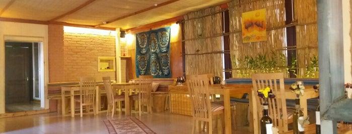 Vinotekakg is one of Bishkek Eats.