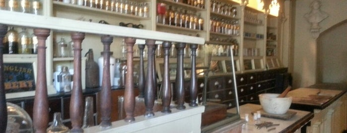 Stabler-Leadbeater Apothecary Museum is one of 20 of the Best off the Beaten Path Museums in D.C..