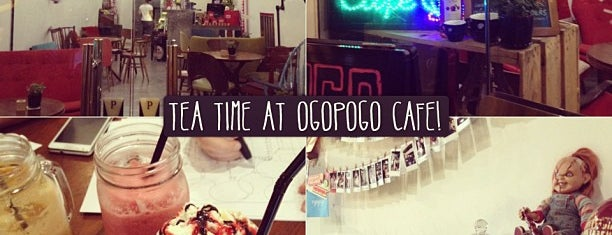 Ogopogo is one of Desserts/Pastries/Cafes.