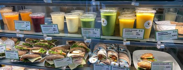 FreshStop is one of Helsinki Coffee.