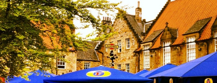 Pleasance Courtyard is one of Edinburgh.