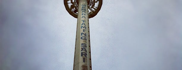 Menara Taming Sari is one of Attraction Places to Visit.