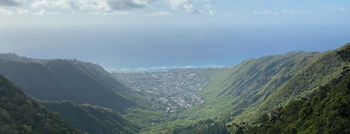 Wiliwilinui Trail Summit is one of Favorite Local Kine Hawaii.