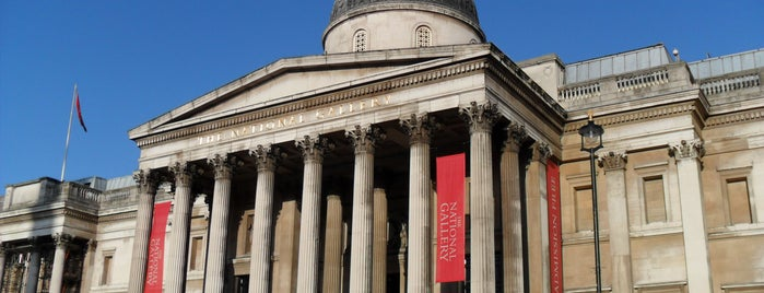 National Gallery is one of London.