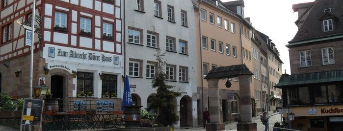 Tiergärtnertor is one of Nuremberg's favourite places.