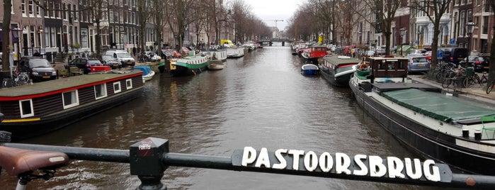 Pastoorsbrug (Brug 55) is one of Amsterdam.