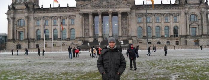 อาคารไรช์สทัก is one of Berlin.
