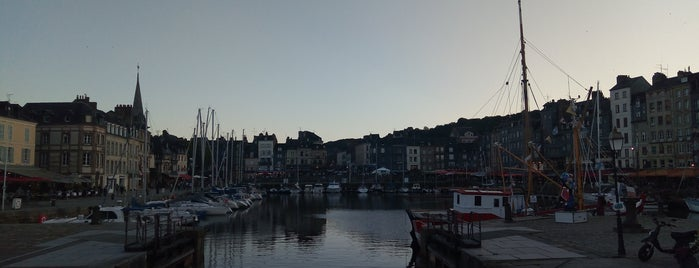 Honfleur is one of Overlord 2017.