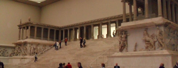 Pergamonmuseum is one of Berlin.