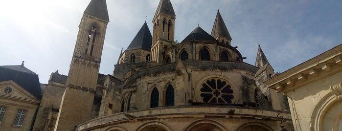 Abbaye aux Hommes – Hôtel de ville de Caen is one of Overlord 2017.