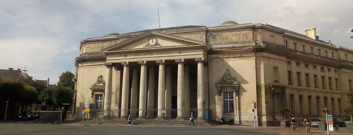 Palais de Justice de Caen - TGI is one of Overlord 2017.